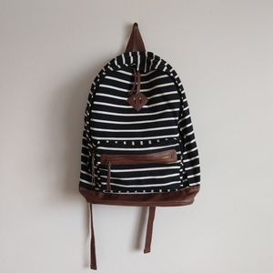 Missimo Stripped School Backpack